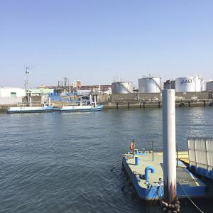 大阪渡船場巡りポタリング01